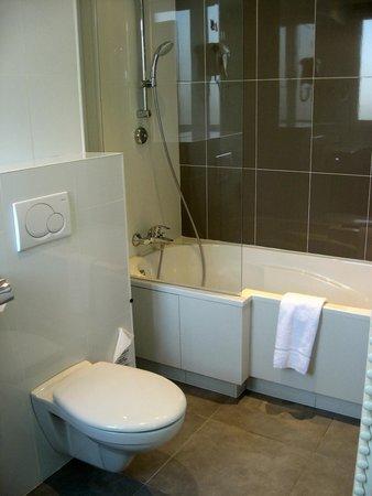 Hôtel Le Littré : bathroom
