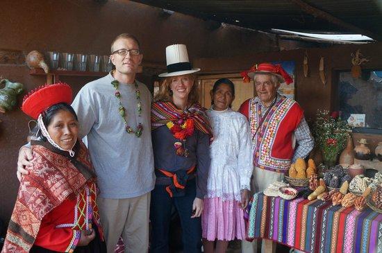 Media Luna Tourism Circuit: Ready now to become gringo-Peruvians