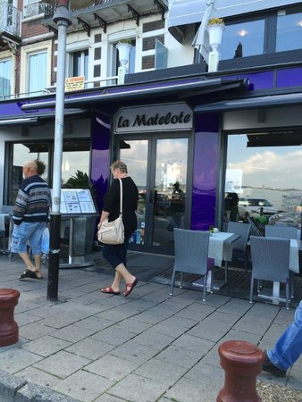 La matelote: le restaurant