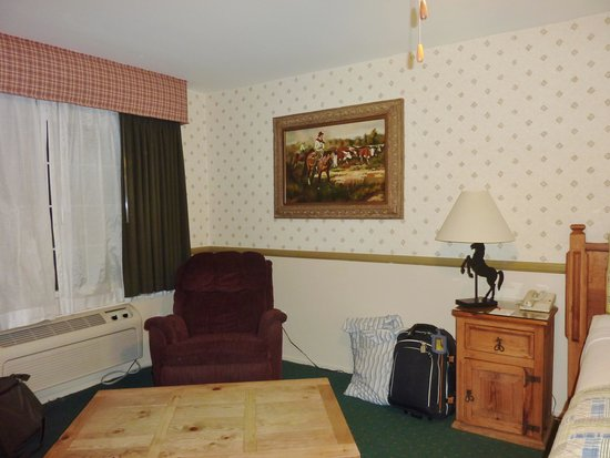 Ramada Limited Lebec: Room