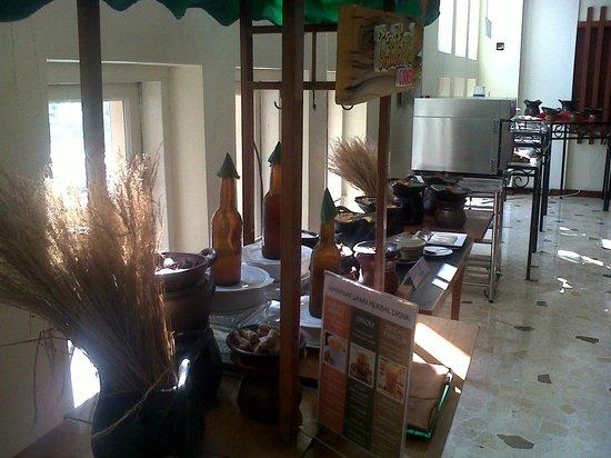Ibis Surabaya Rajawali: sarapan pagi