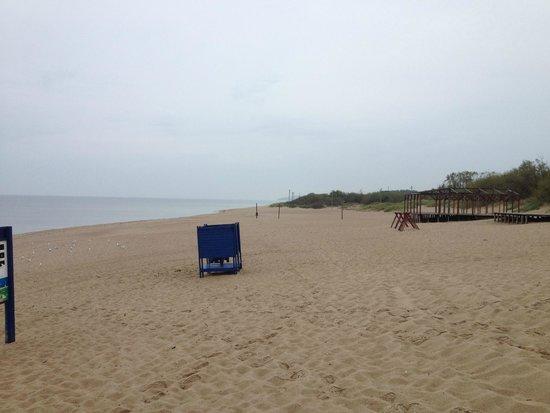 Hotel Morena : local beach 500 mtr away
