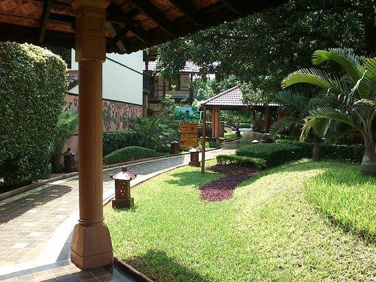 Madhubhan Resort & Spa: Scenic views