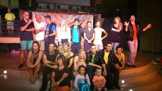 MedPlaya Hotel Calypso: Entertainment team