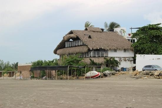 Kohsamui Hotel De Mar: Front view