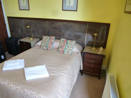 Strathness House: Comfortable bed