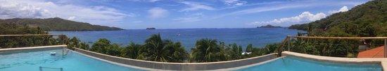 La Gaviota Tropical: Rooftop pool