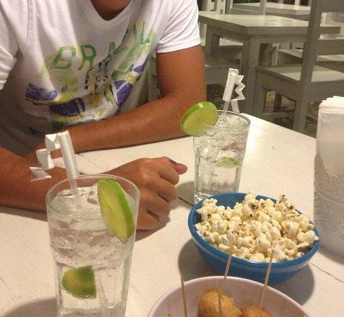 Tucano : aperitivo
