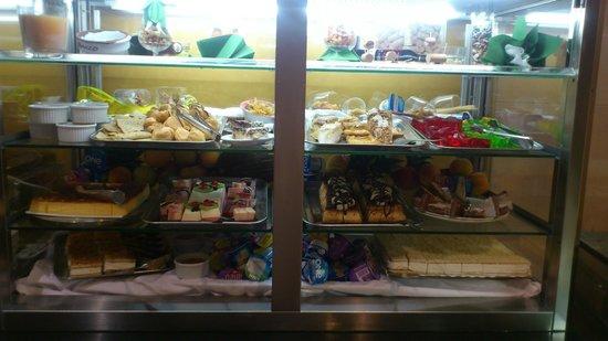 Neco Buffet Mediterraneo: десерты