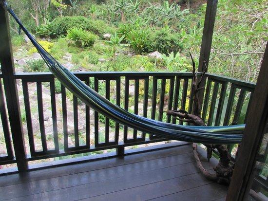 RafJam's Bed & Breakfast : balcony