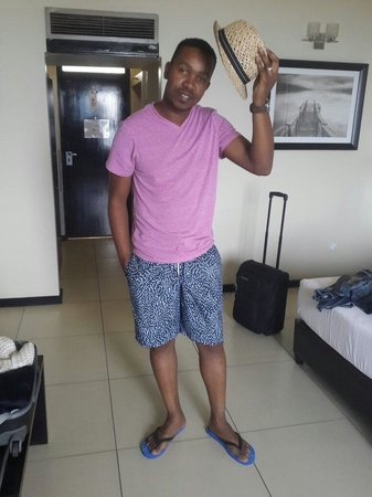 Blue Waters Hotel: On arrival 12 September 2014