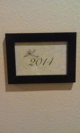 Hotel Seville : Room 2014