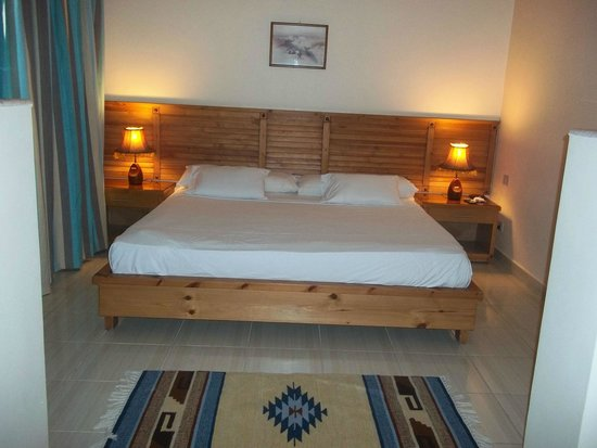 Sheikh Ali Dahab Resort: best bed ever