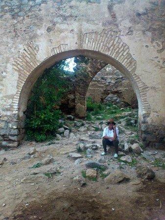 Real de Catorce: En las ruinas