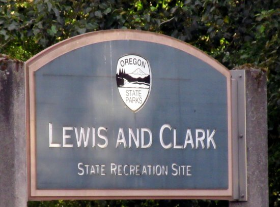 The Lewis And Clark National And State Historical Parks : Lewis and Clark Parks, Oregon