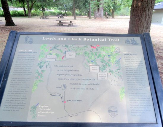 The Lewis And Clark National And State Historical Parks: Lewis and Clark Parks, Oregon