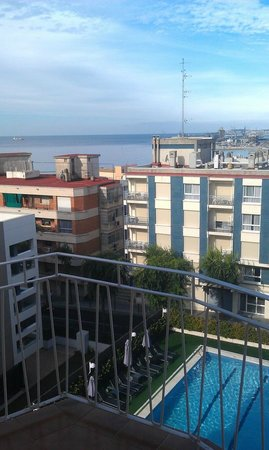 Astari Hotel: Вид из номера