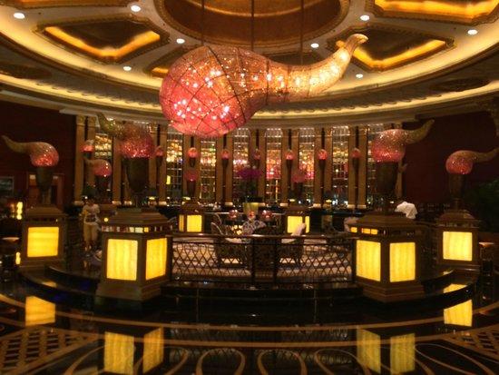 Kempinski Hotel Shenzhen : Main lobby
