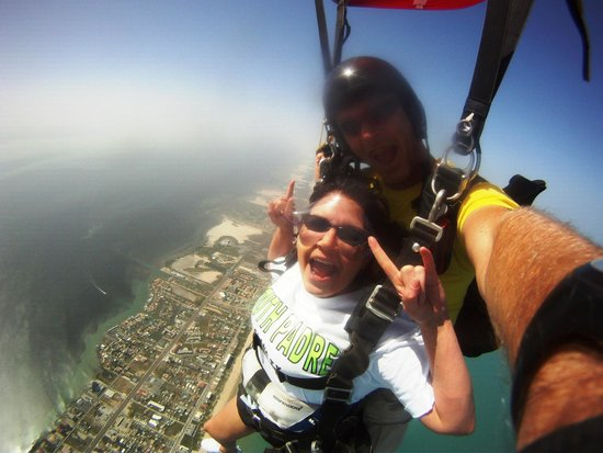Skydive South Padre Island: What a BEAUTIFUL Thing!!