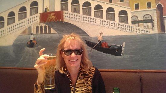 Venice Ristorante: Alle salute!