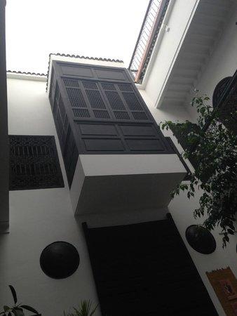 Riad Danka: Intérieur ryad