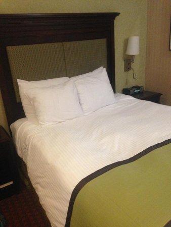 Broadway at Times Square Hotel : cama single