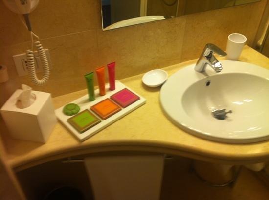 La Dimora Del Baco Hotel: set di cortesia Etro