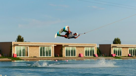 Air Tricks Picture Of Hip Notics Cable Ski Antalya