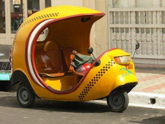 Miramar: Coco-taxi