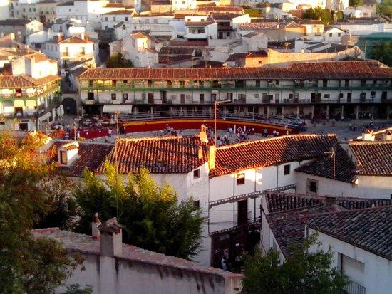 Plaza Mayor de Chinchón: Vistas desde la Torre del Reloj.