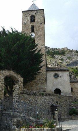 Iglesia de San Serni de Canillo