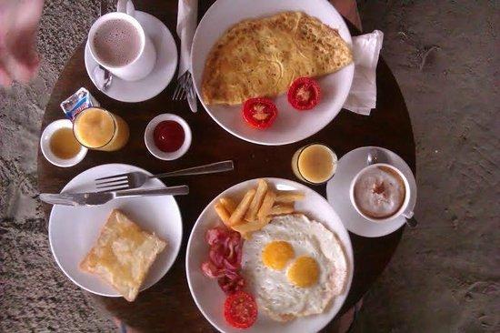 Tamu Hotel: Desayuno del 17/09/14