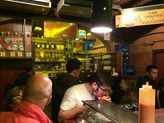 Can Paixano (La Xampanyeria): Magnificent