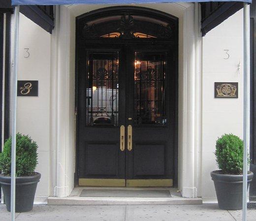 3 West Club: Front Door