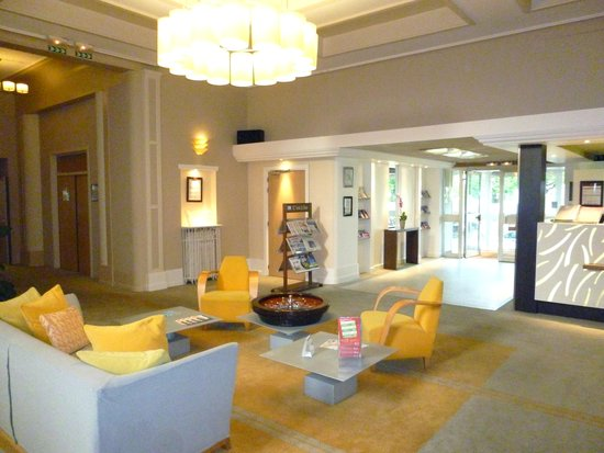 Grand Hotel Filippo : Réception