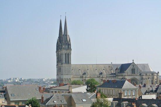 Cathédrale Saint-Maurice : Вид на Собор