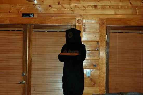 Smoky Mountain Lodging: cabin decor
