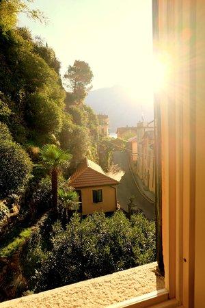 Relais Villa Nina: Blick aus dem Gästezimmer