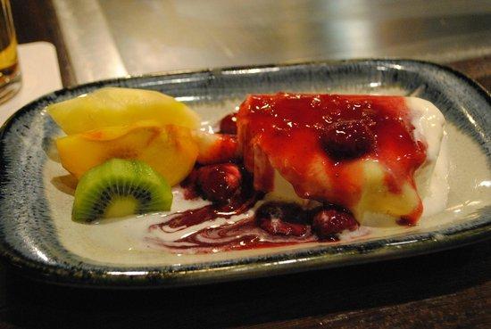Daitokai: Жареное мороженое