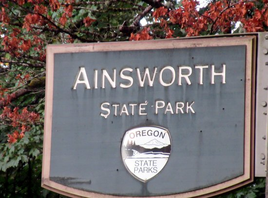 Ainsworth State Park張圖片