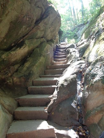 Dante Gorge