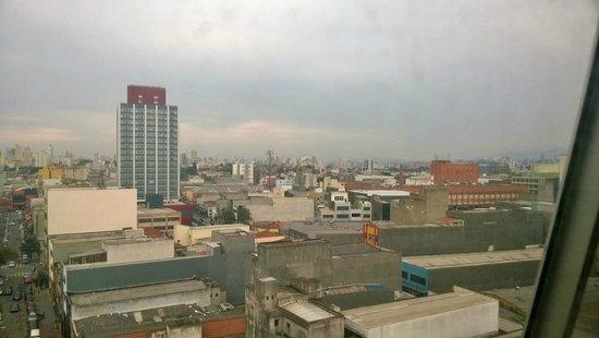 Mega Polo Hotel: Vista do apartamento