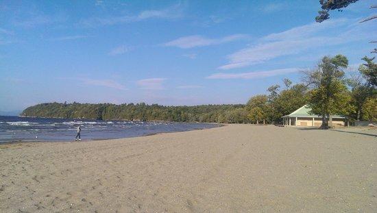 North Beach Park Burlington Vt The Best Beaches In World