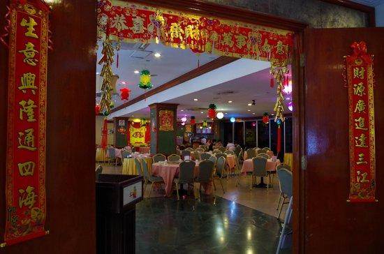 Chinese Restaurant Palm Garden Picture Of Hotel Sandakan Sandakan Tripadvisor