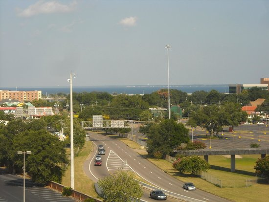 Pensacola Grand Hotel : Our View
