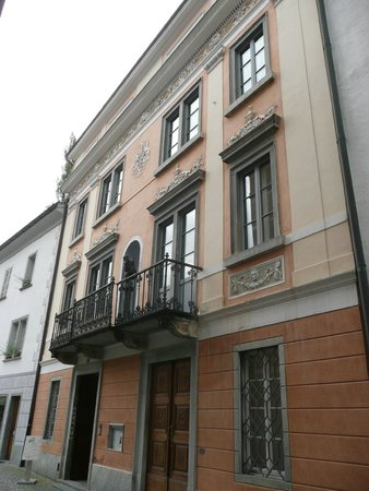 Kunstmuseum Casa Console Poschiavo