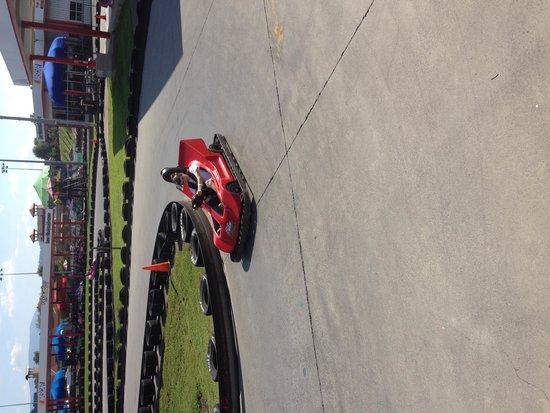 NASCAR SpeedPark Smoky Mountains : NASCAR fun