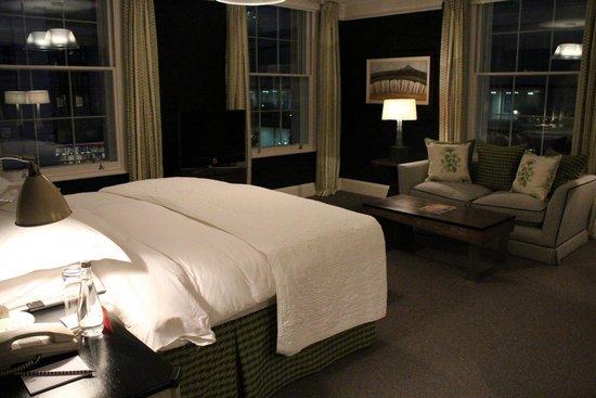Haymarket Hotel: camera 206