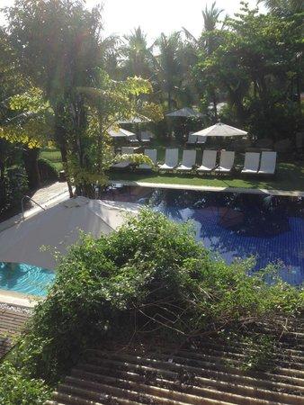 Hotel Pousada Refugio da Vila: Vista do quarto