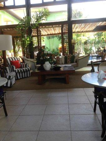 Hotel Pousada Refugio da Vila: Lobby